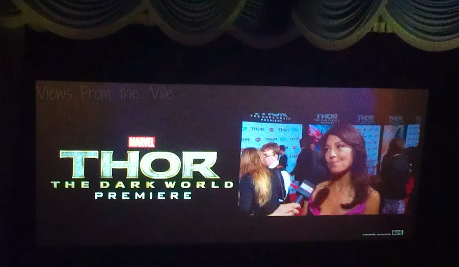 My Thor The Dark World Review & Red Carpet Experience