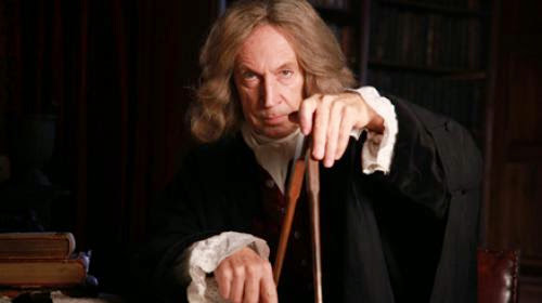 Tv Isaac Newton The Last Magician On Bbc2 Friday