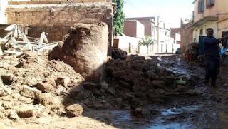 El-Bayadh : le projet de protection de la commune de Stitten des inondations «avancent bien»