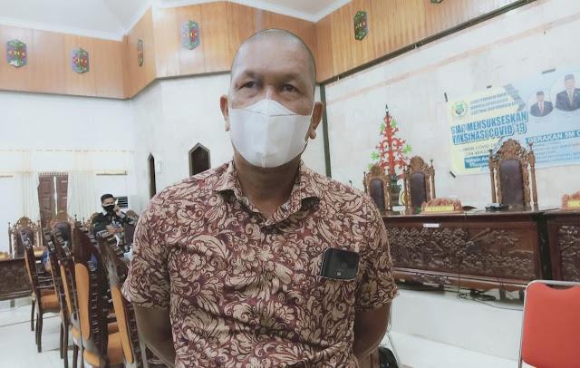 Anggota DPRD Kapuas Ini Dukung Pemkab Tunda Pilkades Serentak 2021