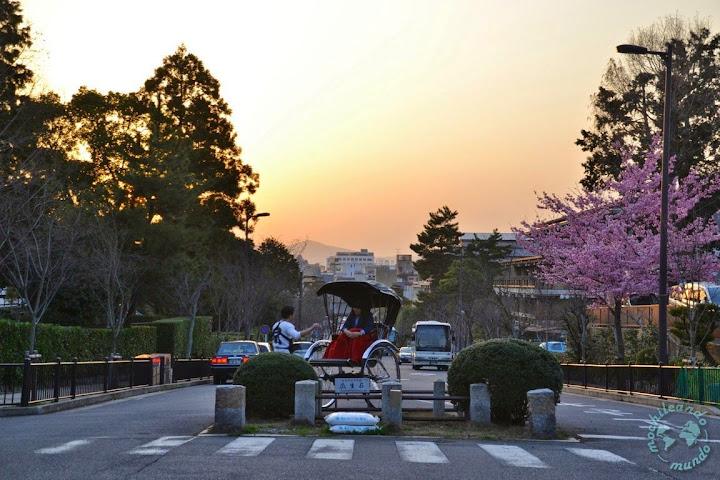 lugares que visitar en Kioto
