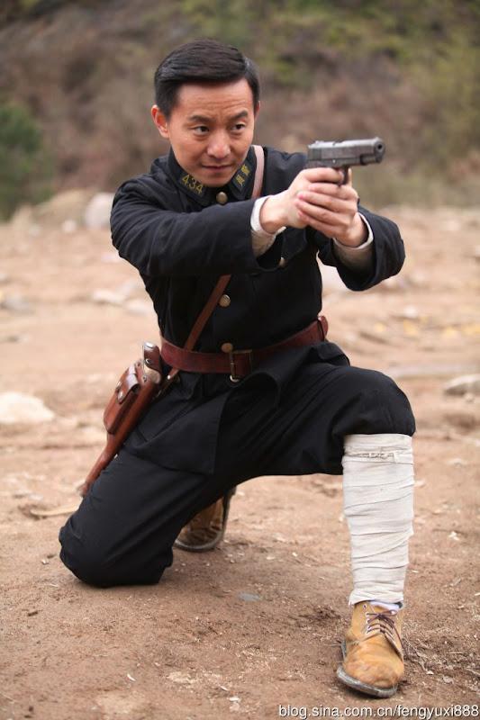 Feng Yuxi China Actor