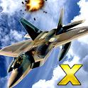 Striker X - Fighter Jet 2D icon