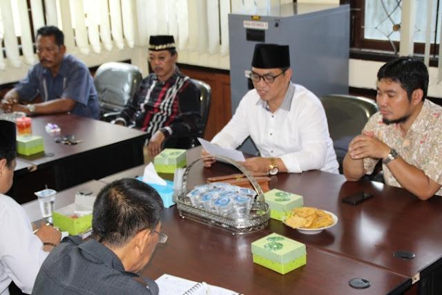 Kantor Perpustakaan dan Arsip Daerah kabupaten ngawi