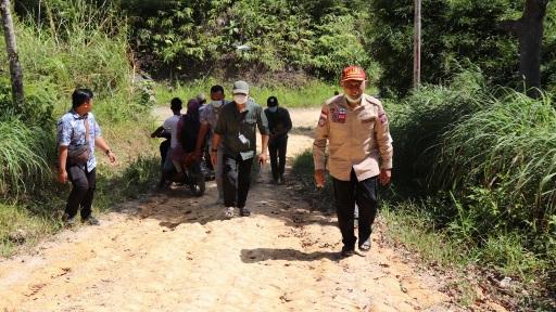 Pembangunan Akses Jalan  Memerdekakan Daerah Terisolir di Pasaman