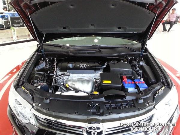 Khuyến Mãi Giá Xe Toyota Camry 2.5G 2015 6