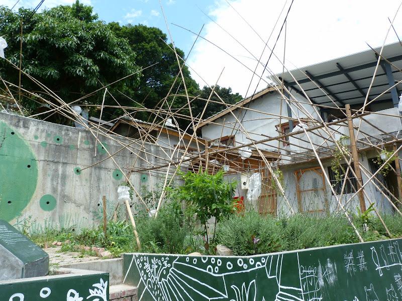 TAIWAN.Taipei TREASURE HILL Un mini quartier réhabilité à 10 mn a pied de gonguan MRT - P1020486.JPG