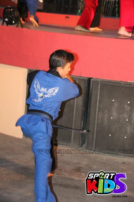 show di nos Reina Infantil di Aruba su carnaval Jaidyleen Tromp den Tang Soo Do - IMG_8655.JPG