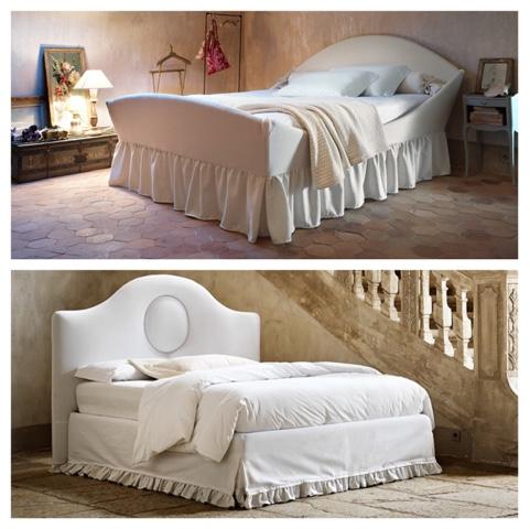 Mobili D\'Elia: Noctis: il mio letto Shabby Chic!