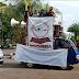 LSM Gerakan Rakyat Anti Korupsi (GERAK INDONESIA) Beserta Warga Melakukan Aksi Damai Bela Warga Indonesia Dipuspem