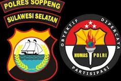 Jalin Kemitraan Dengan Media, Paur Humas Polres Soppeng Kunjungi Sekretariat IWO