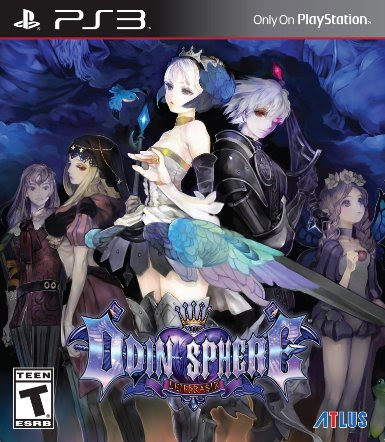 [GAMES] Odin Sphere Leifthrasir (PS3/USA)