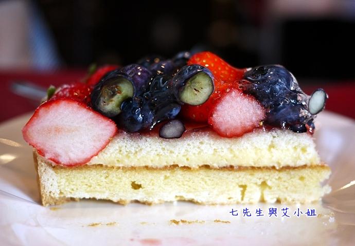 28 Patisserie<br />Parterre綜合莓果塔