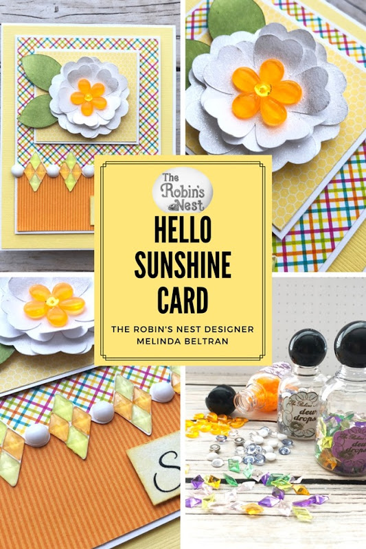 hello sunshine pin