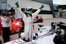 Felipe Massa wins Pole position in Austria