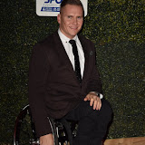 OIC - ENTSIMAGES.COM - David Weir at the  Daily Mirror Pride of Sport Awards  London 25th November 2015 Photo Mobis Photos/OIC 0203 174 1069
