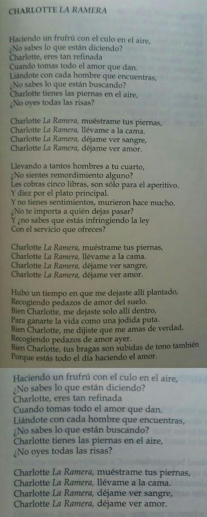 charlottetheharlot-letra