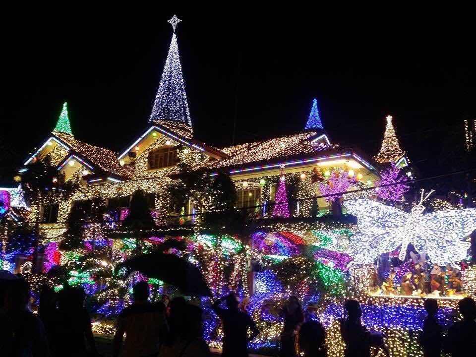 Cainta Christmas House