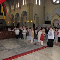 Kościół Jubileuszowy św. Pawła w Nowym Bytomiu. Pielgrzymka Parafialna 17.06.2009 r.
