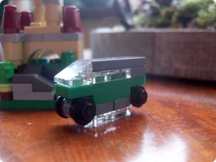 LEGO julesamlesæt 2016