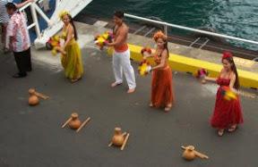 Hula Performance