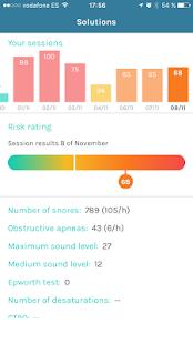 SleepControl PROFESIONAL - náhled