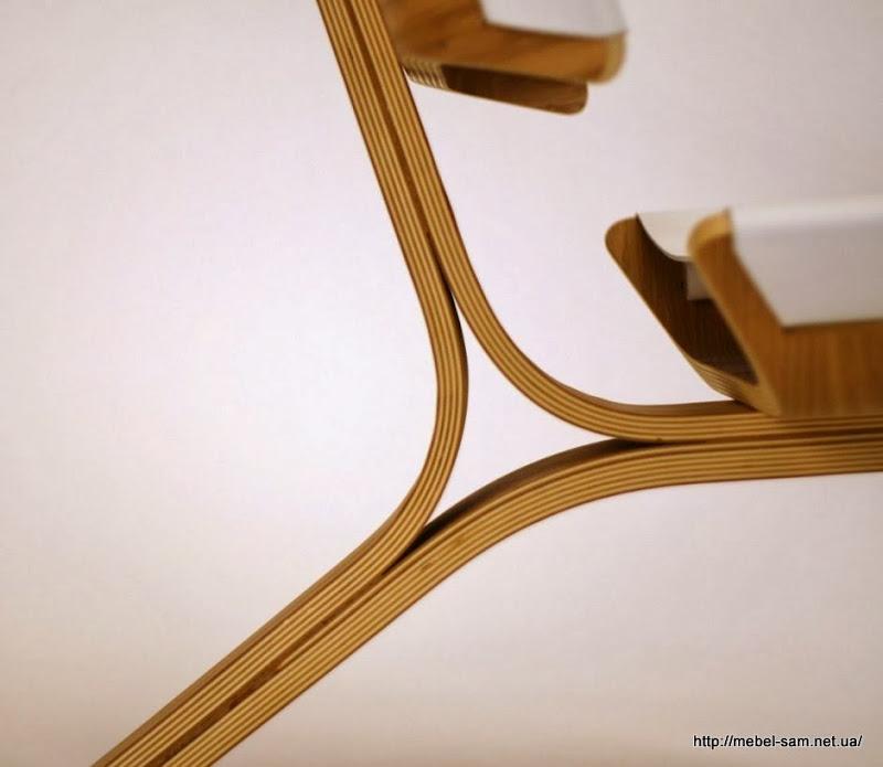 Каркас фанерного кресла