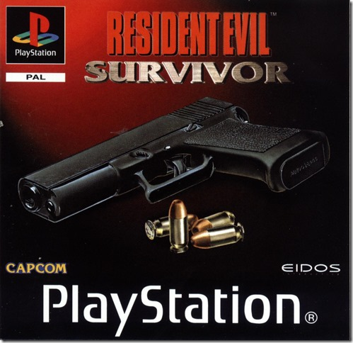 Resident Evil Gun Survivor Cover
