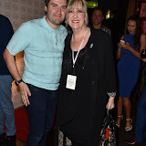 OIC - ENTSIMAGES.COM - George Gilbey with mum Linda  at the  Mr Jethro Sheeran's Album Launch Party. 10th November 2015 Photo Mobis Photos/OIC 0203 174 1069