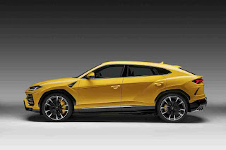 The all-new $200,000 Lamborgini URUS SUV with 650-horsepower