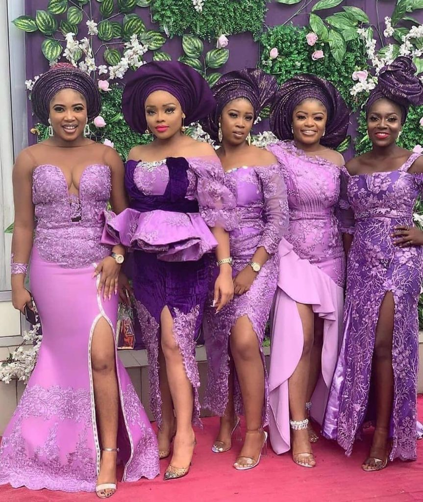 100 Edition Of #Ebfablook - Try this Trendy Woman dress 2021? Here's The new Aso Ebi Styles for you