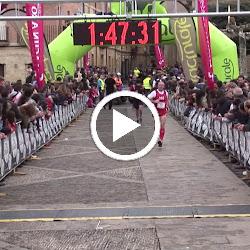 Video llegada ( De 1:47 a 2:08)