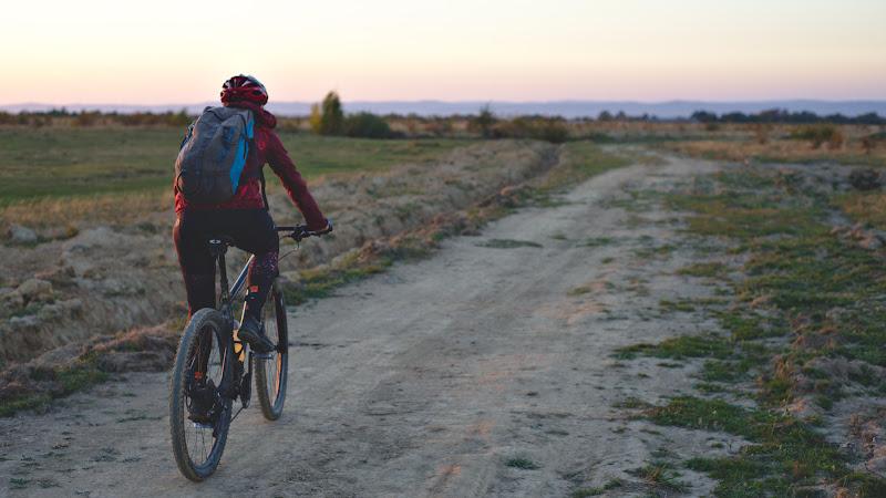 Inapoi in campie, pe ultimii kilometri pana in Sebes.