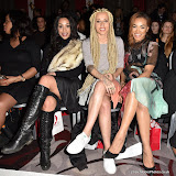 OIC - ENTSIMAGES.COM - Stooshe at the  LFW a/w 2016: Fashion International - catwalk show in London 20th February 2016 Photo Mobis Photos/OIC 0203 174 1069