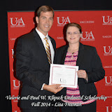 Scholarship Awards Ceremony Fall 2014 - Lisa%2BFreeman.jpg