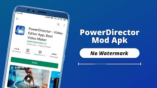 PowerDirector MOD APK v8.0.0 (All Premium Packs Unlocked)