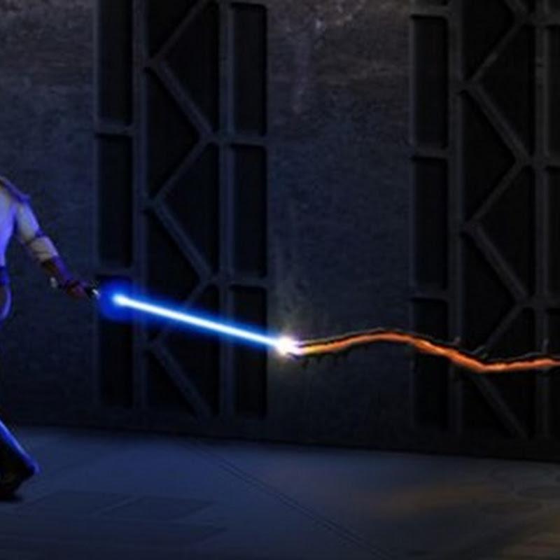 Haben Sie schon… Jedi Knight II: Jedi Outcast gespielt?
