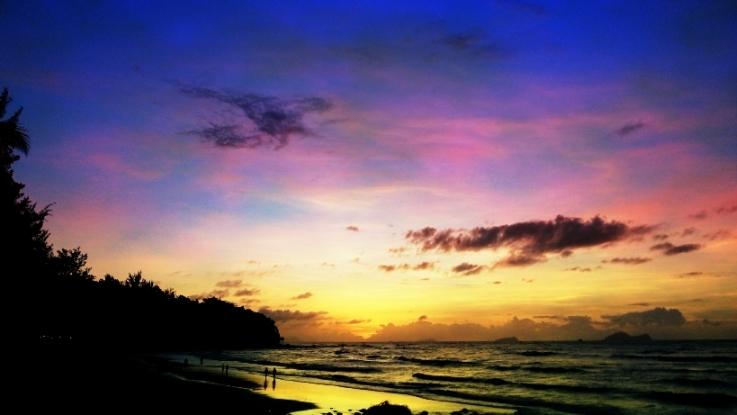 Primary Sunset