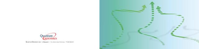 carte de vœux Quantum Genomics 2a -Dialectica