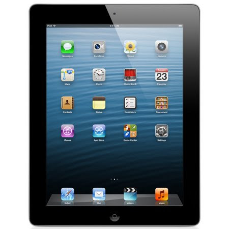 Apple iPad With Retina Display With Wi-Fi 32GB In Black - MD511LL/A - 4th Generation at Sears.com