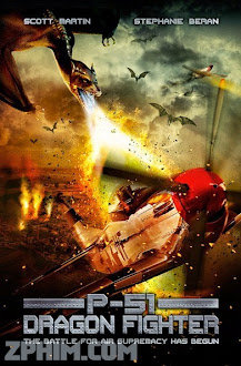 Vũ Khí Rồng Lửa - P-51 Dragon Fighter (2014) Poster