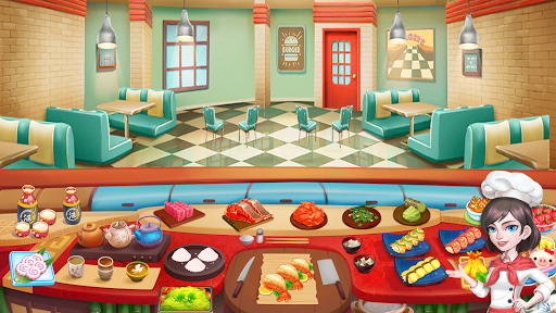 Restaurant Madness - A chef cooking city game android2mod screenshots 6