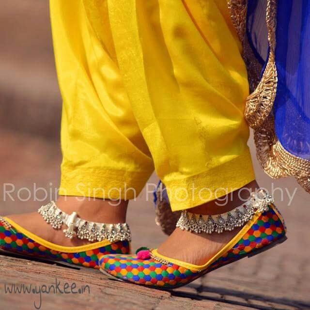 girls punjabi suit dp