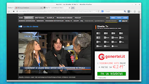 Rai TV in Flash Player