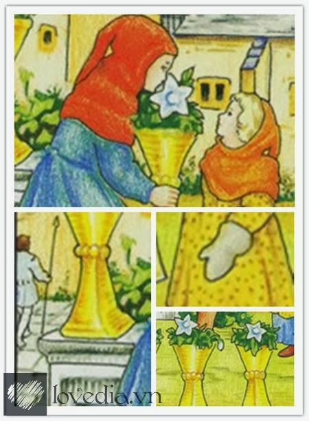 Cách hiểu ngôn ngữ Tarot thông qua hình ảnh lá bài