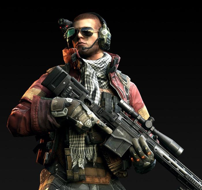 Tạo hình nhân vật trong Metro Conflict - Ảnh 10