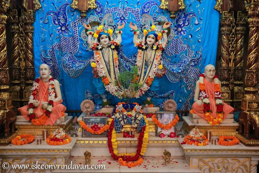 ISKCON Vrindavan Deity Darshan 20 Sep 2016 (15)