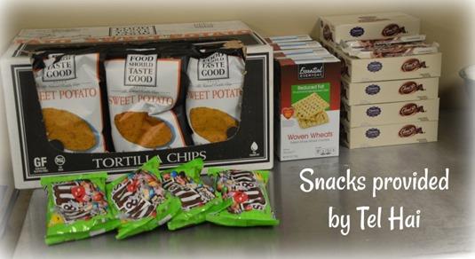 snack provided by Tel Hai DSC_0109