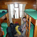naša soba u Miriakamba hutu - iznad svih očekivanja