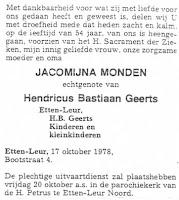 Monden, Jacomijna Rouwkaart .jpg